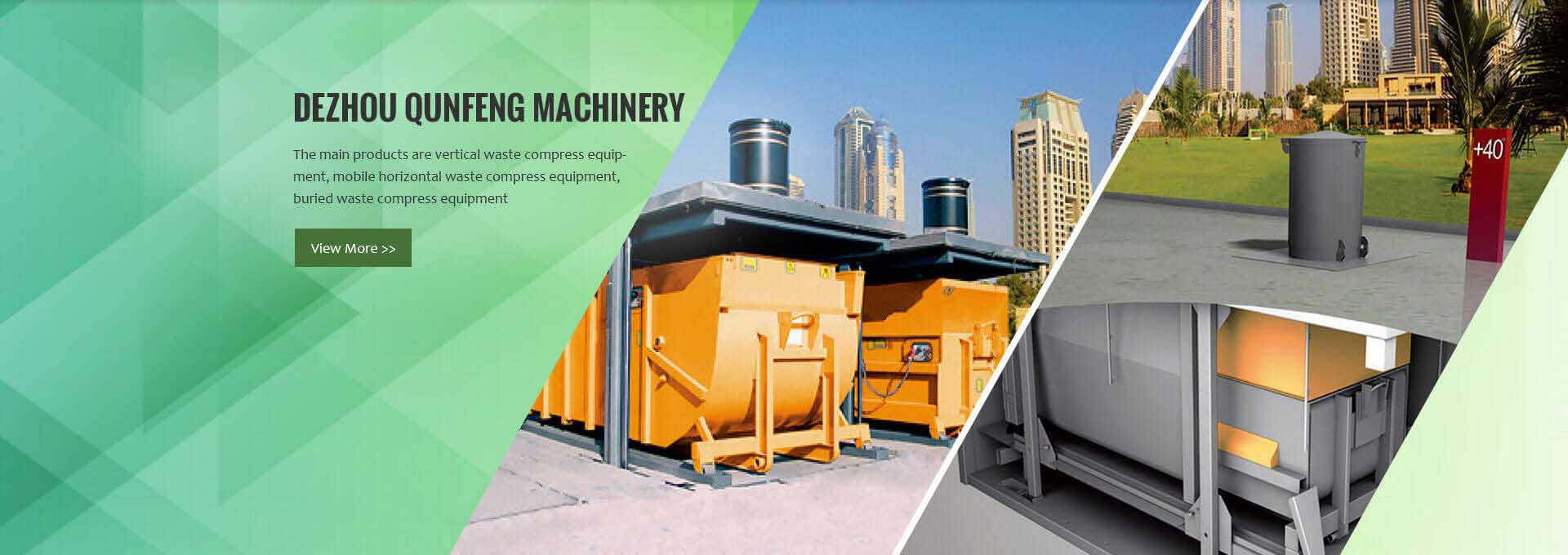 Waste Transfer Station System