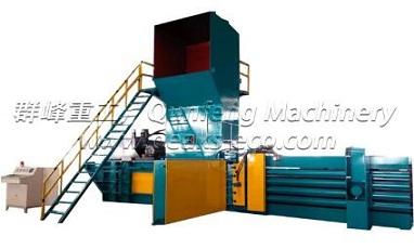 Types of baler machines
