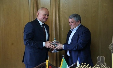 Germany ready for urban management co-op with Iran (Ⅰ)
