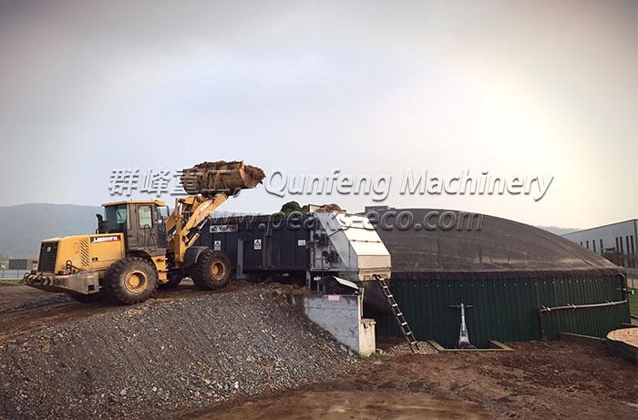Biogas Energy Plant