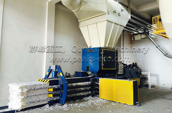 FDY 850 Full Automatic Baler