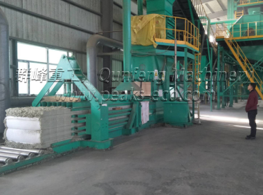 How to Use and Repair Waste Paper Baler?