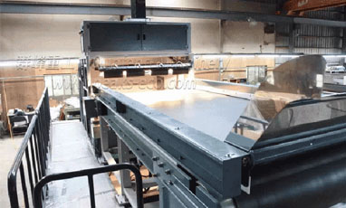 The Work Theory of Garbage Sorting Machine