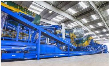 MRF of the Moment: Mixed-waste facility targets multiple streams(I)