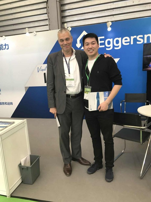 Peaks Eco has successfully attended the IE expo China4