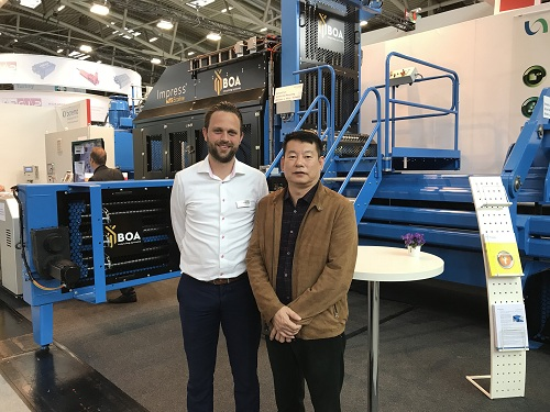 Peaks Eco has successfully attended the IFAT 2018