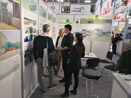 We Eco has successfully attended the IFAT 2018