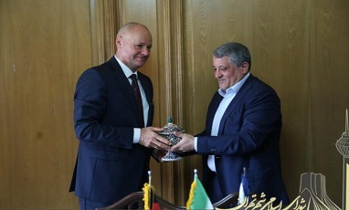 Germany ready for urban management co-op with Iran (Ⅱ)