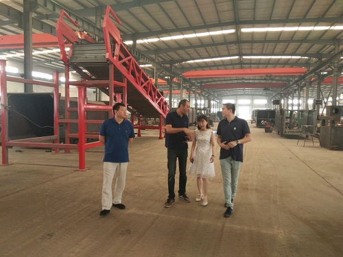 recycling sorting equipment manufacturer