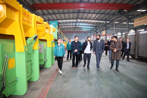 recycling sorting equipment manufacturer1
