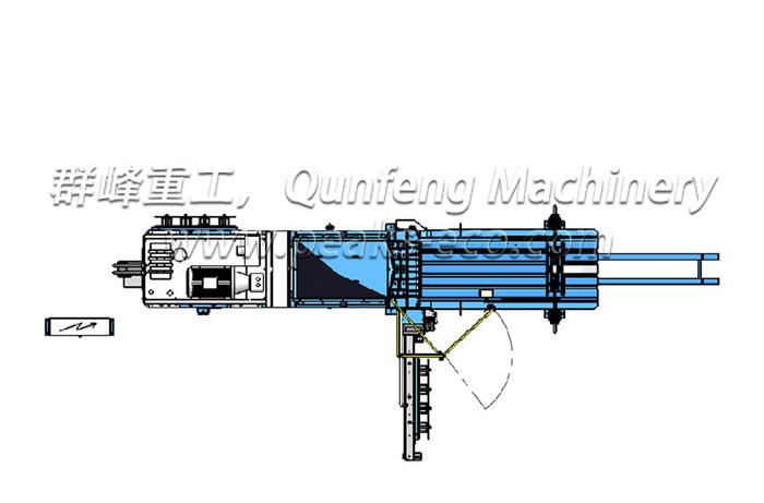 FDY 850 Semi Automatic Baler