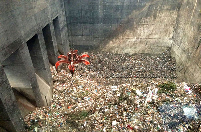 Waste to Energy (Incineration plant)