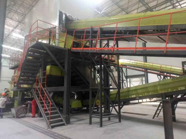 garbage sorting equipment manufacturer