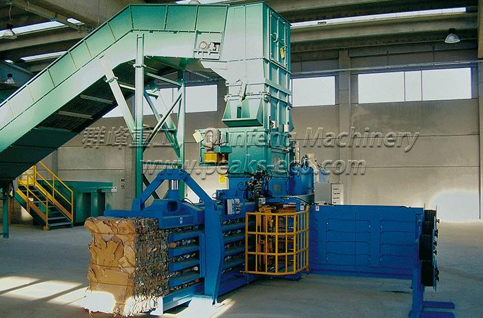 Garbage sorting machine