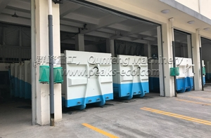 Principle and application of garbage sorting machine