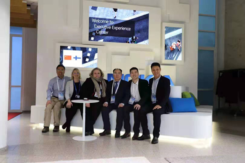 Qunfeng And Local Environmental Companies In Finland Reached An Agreement
