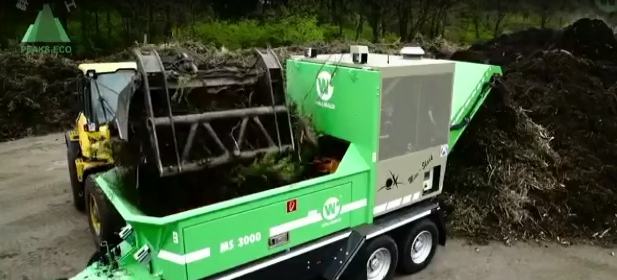Crushing system service