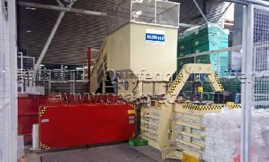 Automatic Tie Baler Machine