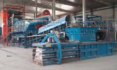 Talking About the Structure of Garbage Sorting Equipment