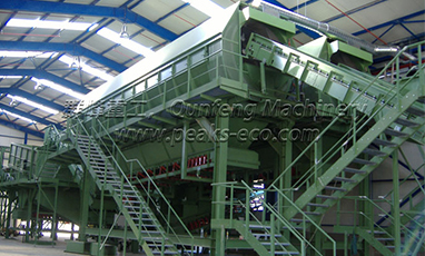 The Development Prospect of Garbage Sorting Equipment Is Very Optimistic