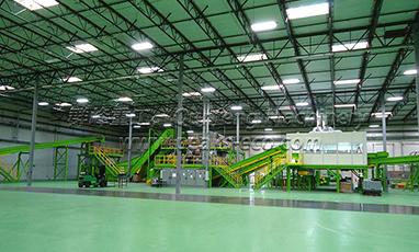 Environmental equipment manufacturer