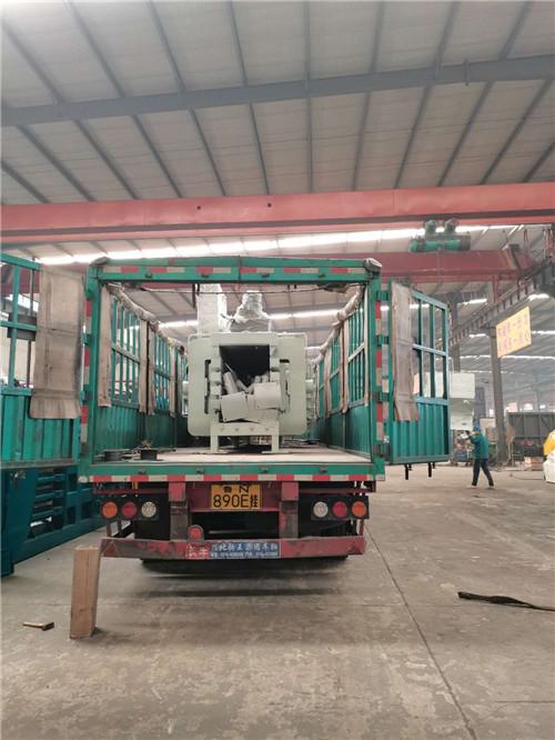 Baler Machine Was Shipped to Beijing!