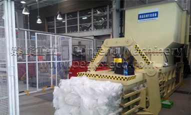 Precautions For The Use Of Hydraulic Automatic Baler