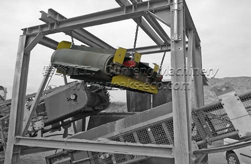 metal separation system