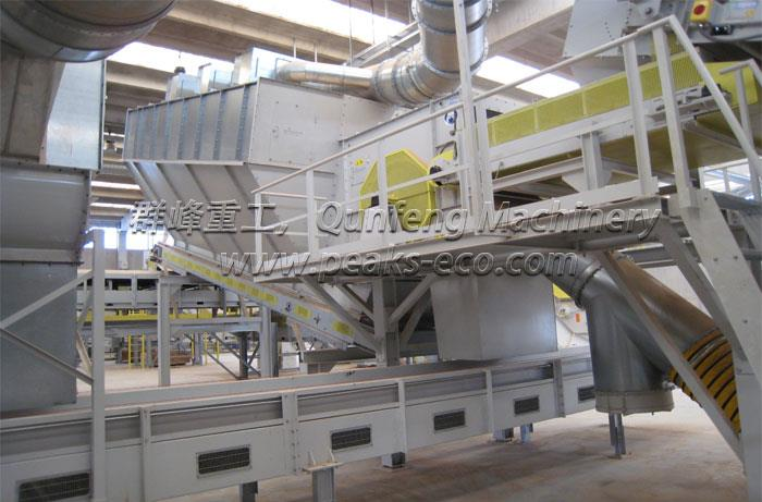 Qunfeng Heavy Industry - Wind Sorting Machine(1)