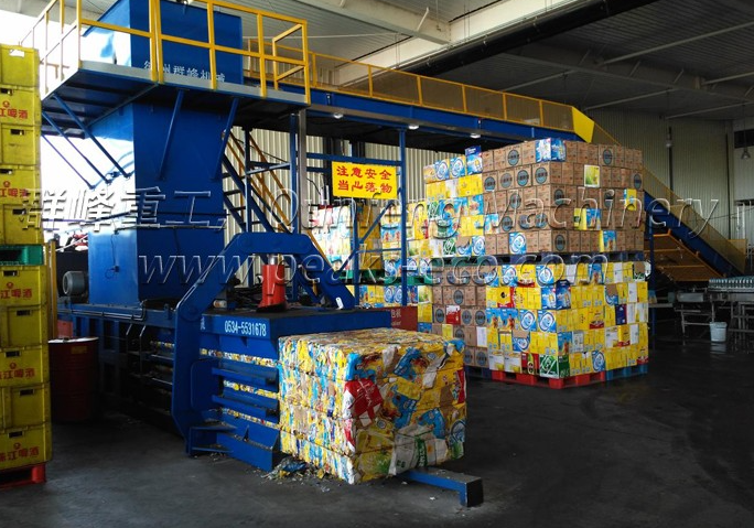 How to Use Balers For Paper and Cardboard?