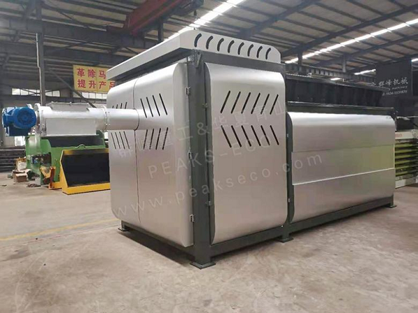 Heavy New Product! Qunfeng Heavy Industry Organic Matter Separator: Improve Product Functionality And Empower The Industry